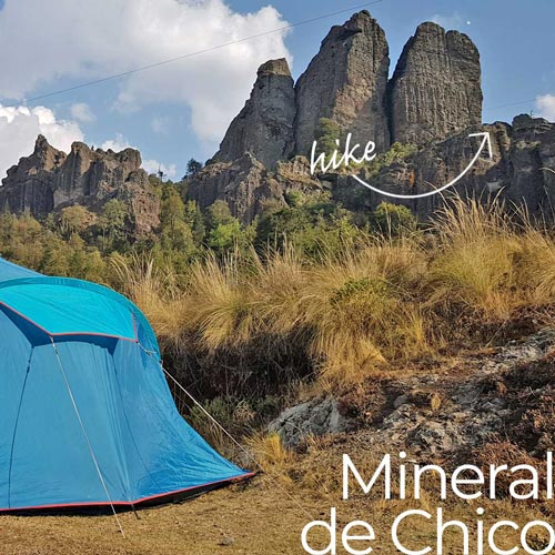 best mexico camping chico